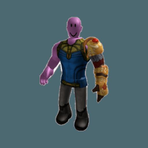 Roblox Thanos - Sticker 5