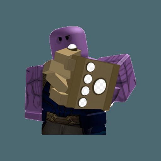 Roblox Thanos - Sticker 10