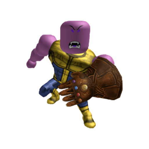 Roblox Thanos - Sticker 12