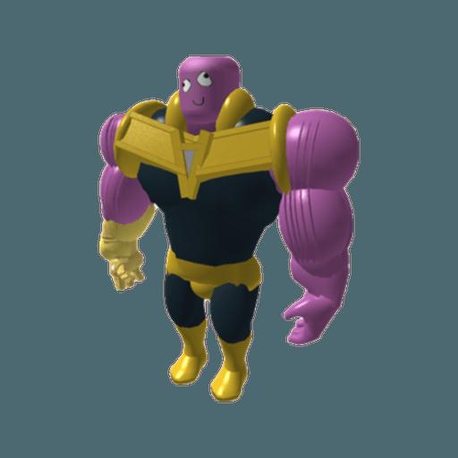 Roblox Thanos - Sticker 11