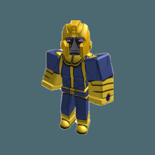 Roblox Thanos - Sticker 4