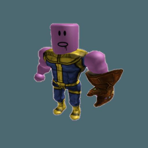 Roblox Thanos - Sticker 6