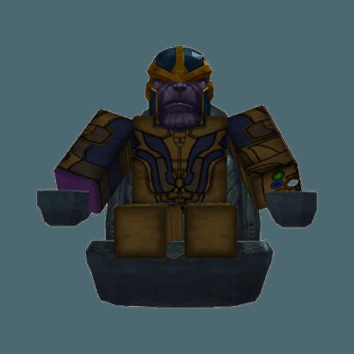 Roblox Thanos - Sticker 9