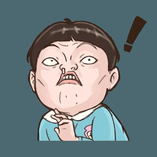BH小朋友02 - Sticker 19