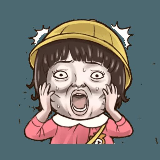 BH小朋友02 - Sticker 22