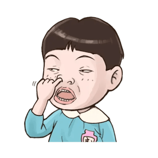 BH小朋友02 - Sticker 26