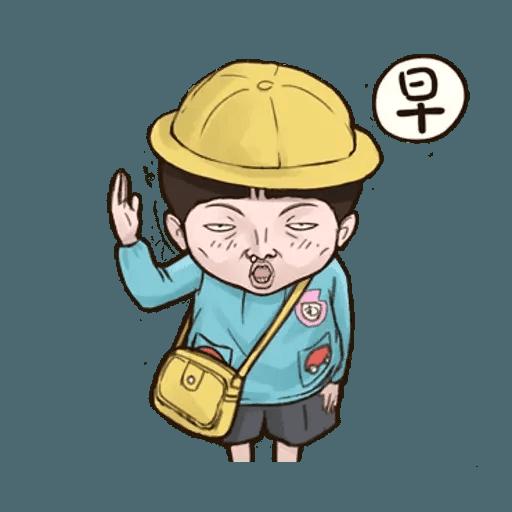BH小朋友02 - Sticker 16