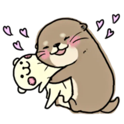 otter's otter3 - Sticker 11