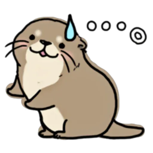otter's otter3 - Sticker 19