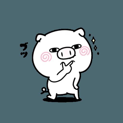 pig - Sticker 8