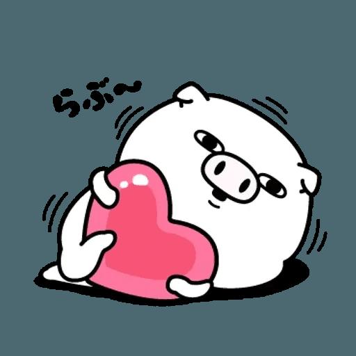 pig - Sticker 19