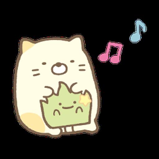 Sumikkogurashi (日常用語篇♪) - Sticker 2