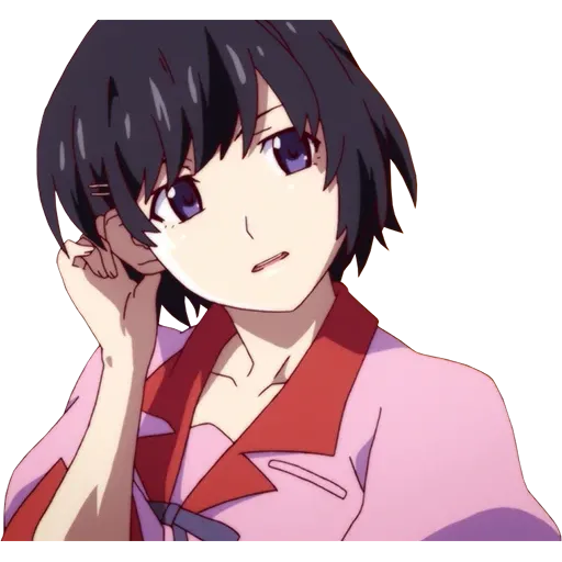 Monogatari Series - Sticker 14