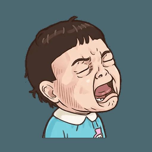 BH小朋友01 - Sticker 20