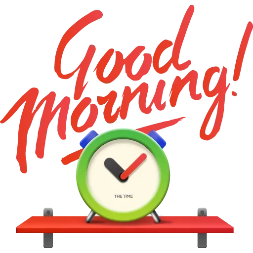 Goodmorning - Sticker 5