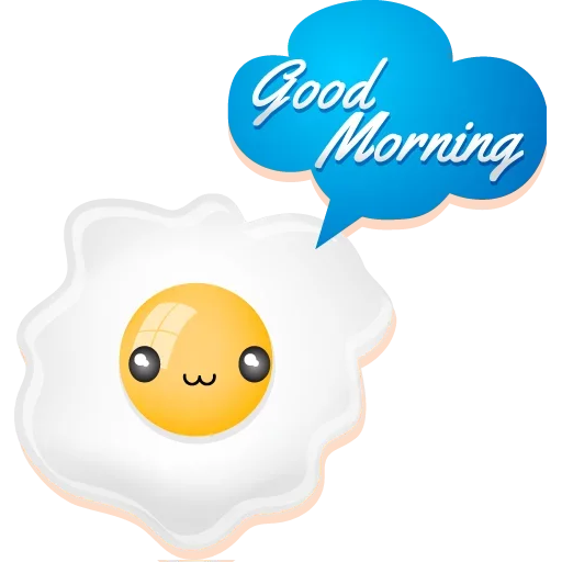 Goodmorning - Sticker 4