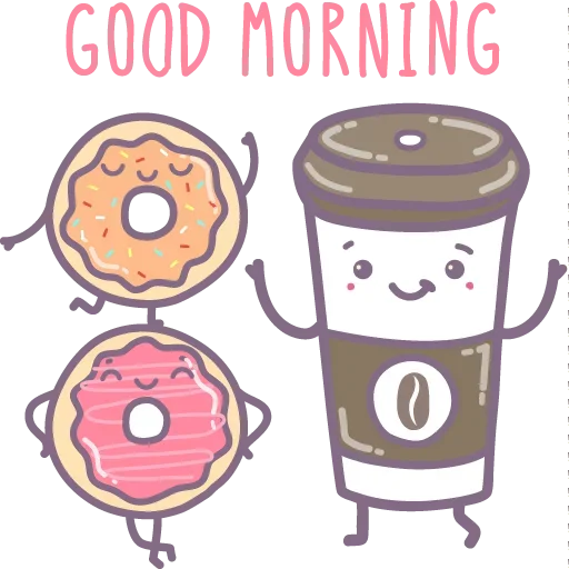 Goodmorning - Sticker 3