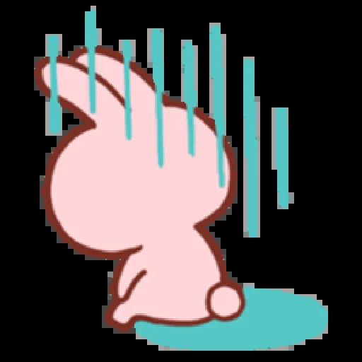 Bear & Bunny - Sticker 11