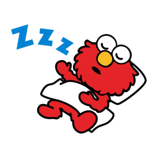 Sesame Street 1 - Sticker 19