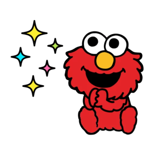 Sesame Street 1 - Sticker 13