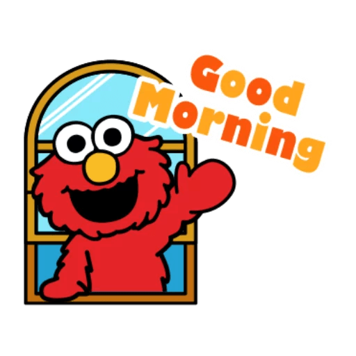 Sesame Street 1 - Sticker 18