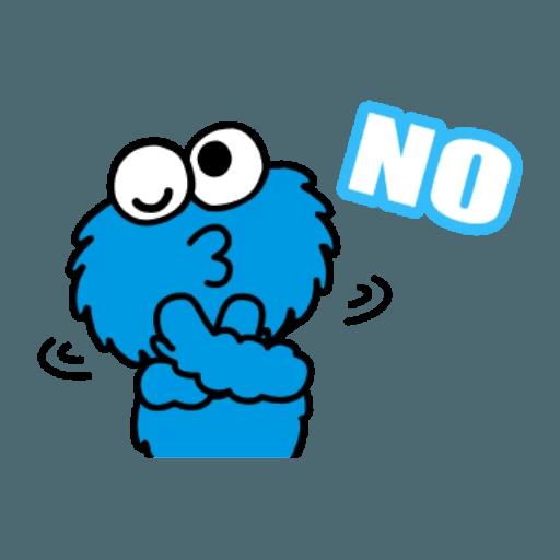 Sesame Street 1 - Sticker 1