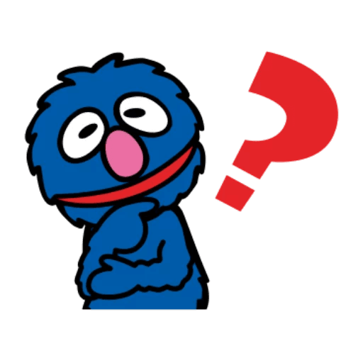 Sesame Street 1 - Sticker 5