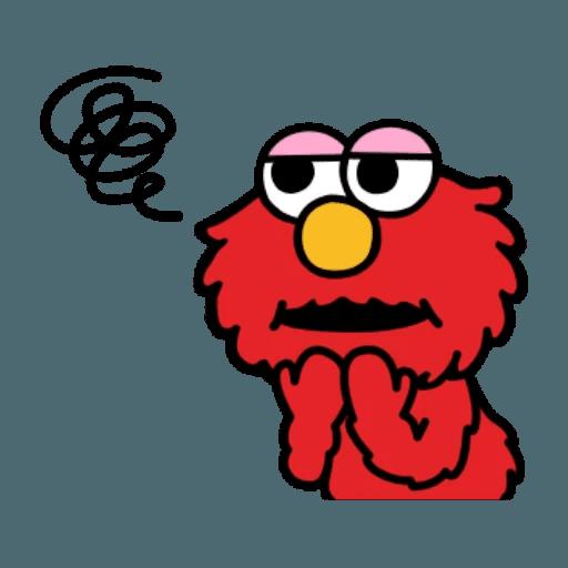 Sesame Street 1 - Sticker 2