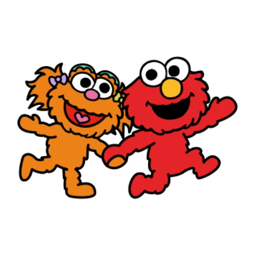 Sesame Street 1 - Sticker 4