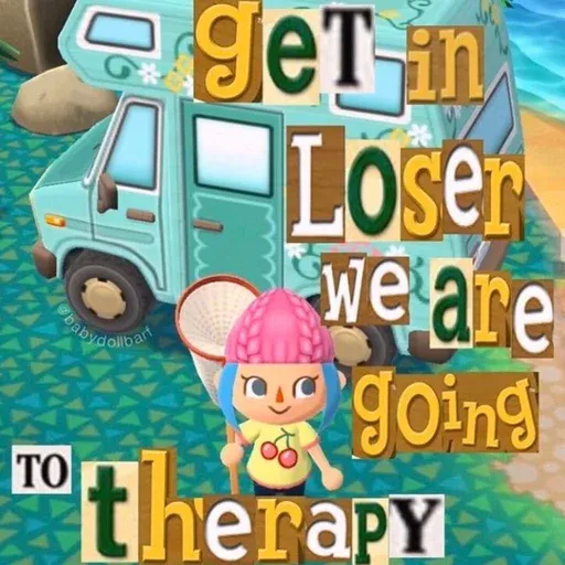 animal crossing dank - Sticker 6