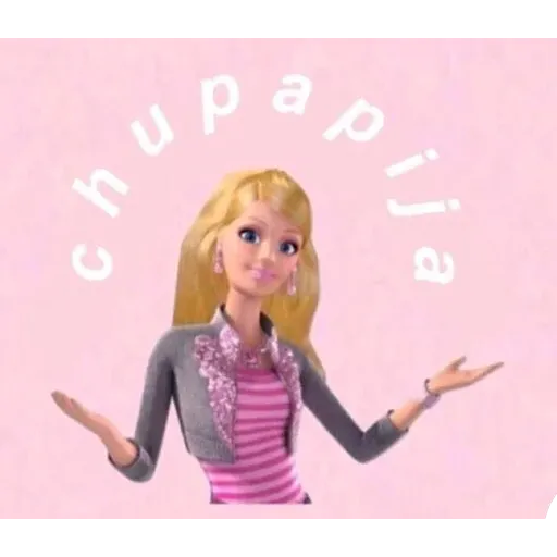 Barbie - Sticker 6