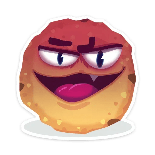Cookie - Sticker 12