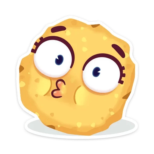Cookie - Sticker 2