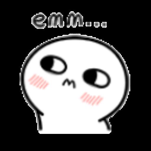 小馒头 - Sticker 16