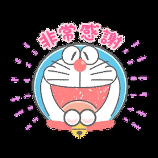 ドラえもん クレヨン - Sticker 1