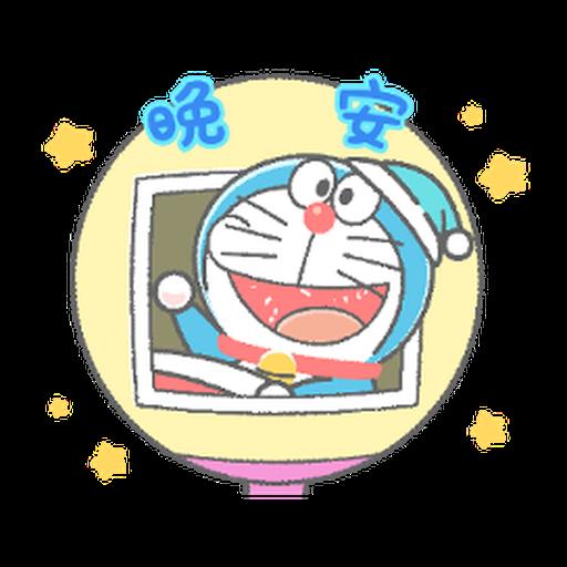 ドラえもん クレヨン - Sticker 20