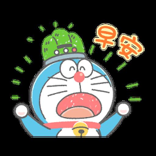 ドラえもん クレヨン - Sticker 22