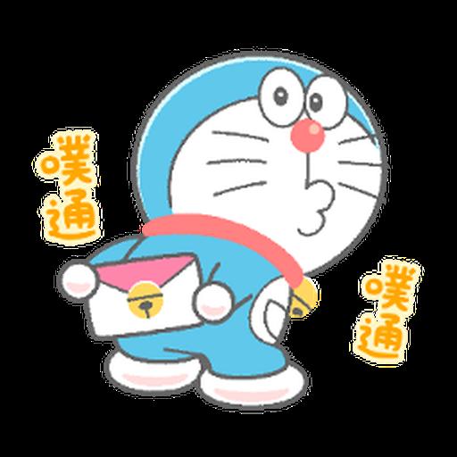 ドラえもん クレヨン - Sticker 4