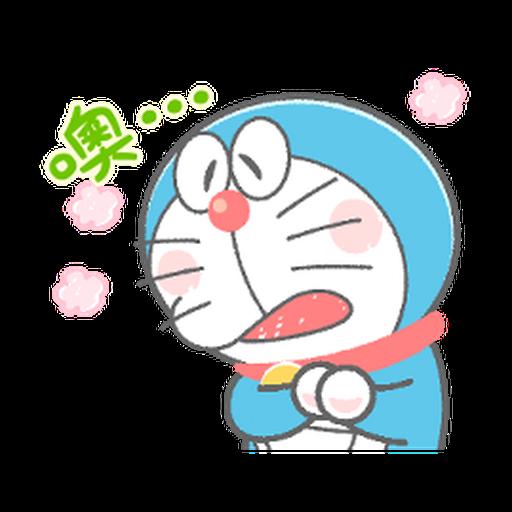 ドラえもん クレヨン - Sticker 6