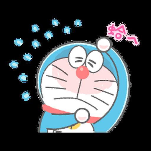 ドラえもん クレヨン - Sticker 23