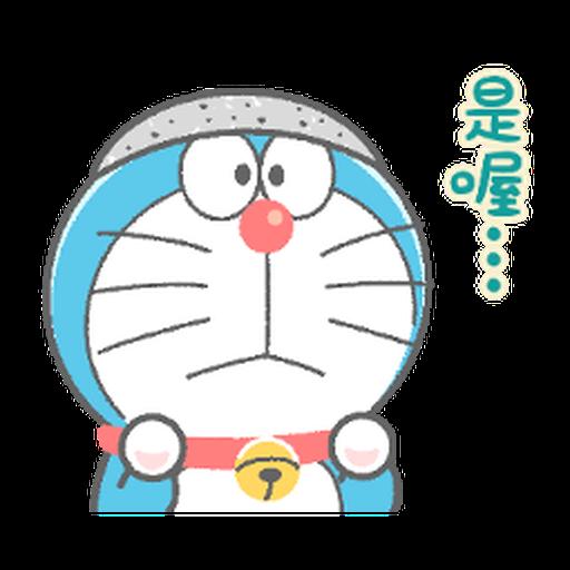ドラえもん クレヨン - Sticker 19