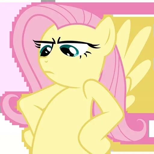 My little ponny - Sticker 5