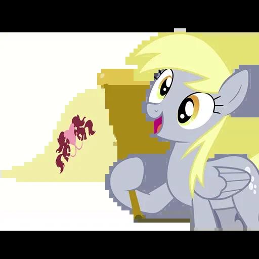 My little ponny - Sticker 3