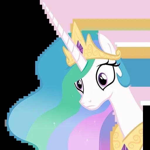 My little ponny - Sticker 2