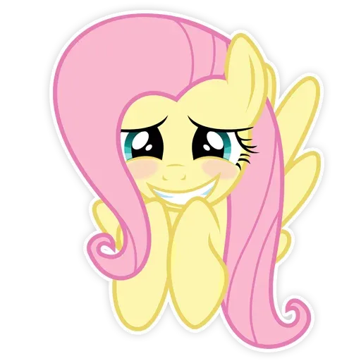 My little ponny - Sticker 23