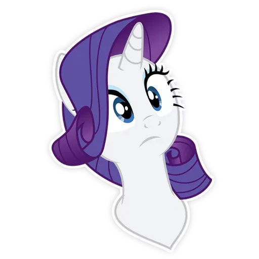 My little ponny - Sticker 21