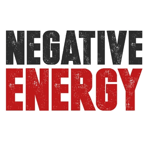 Negative Energy - Sticker 1