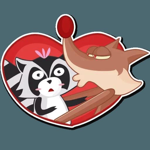 Wild Coyote - Sticker 24