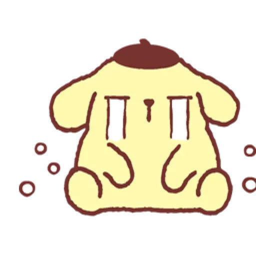 Pompompurin ? - Sticker 16