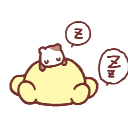 Pompompurin 🥰 - Sticker 7